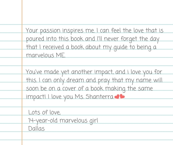 Praise for Love Your Jiggle- The Girl's Guide To Being Marvelous 3